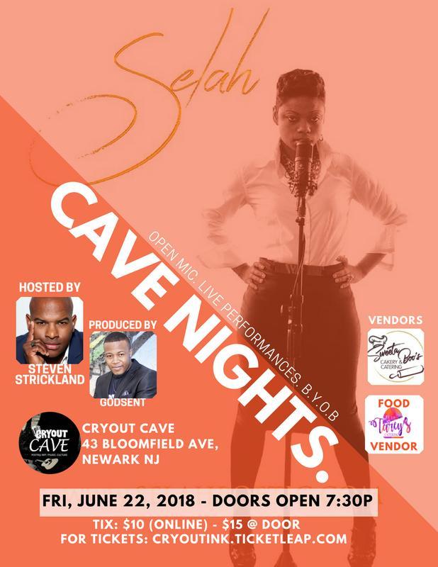 Cave Nights ft Selah