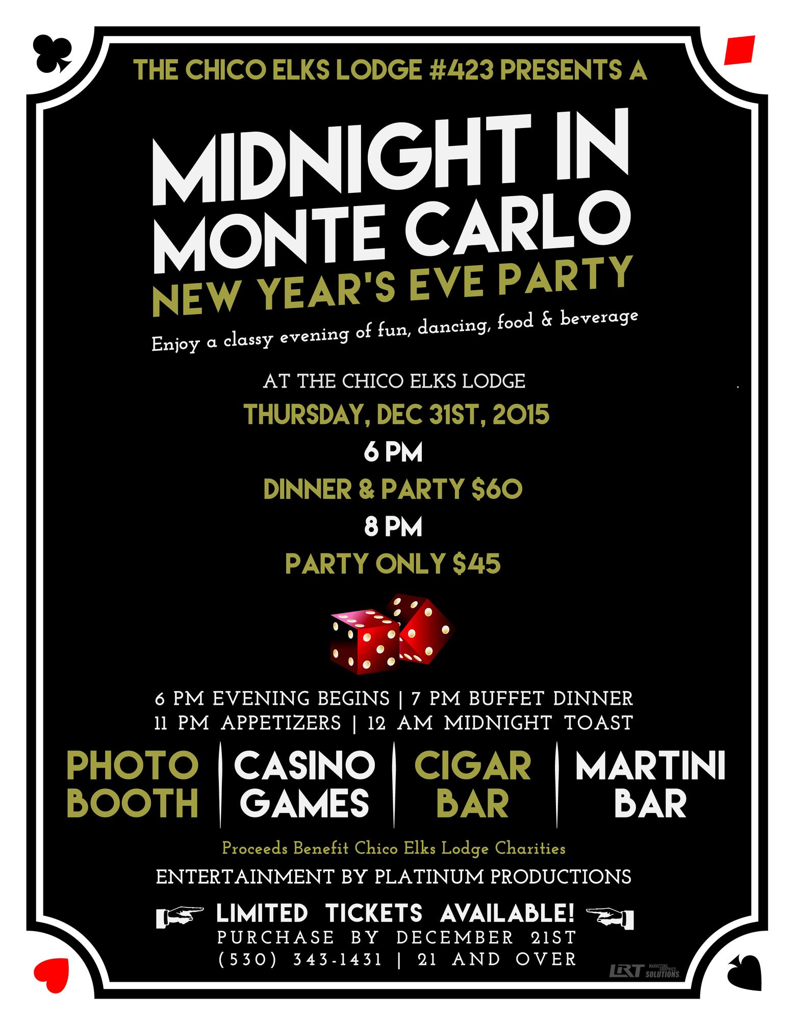 monte casino new years eve party 2019