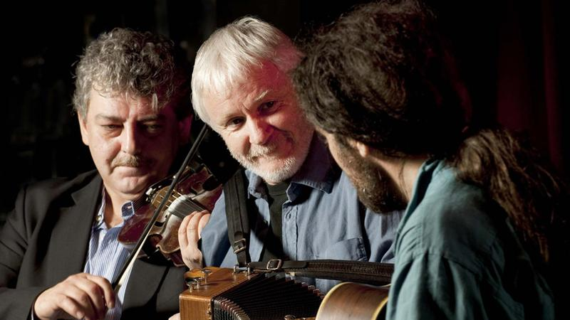 An Evening with the Mairtin O'Connor Trio