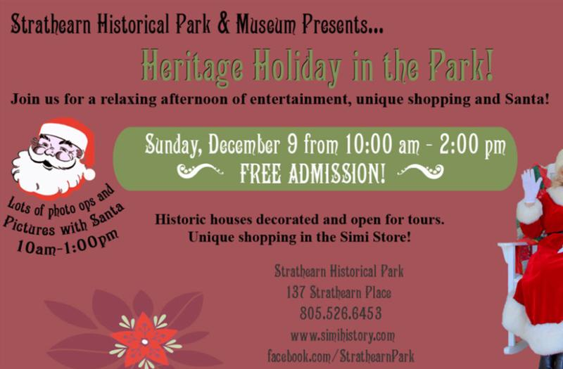 Heritage Holiday in the Park