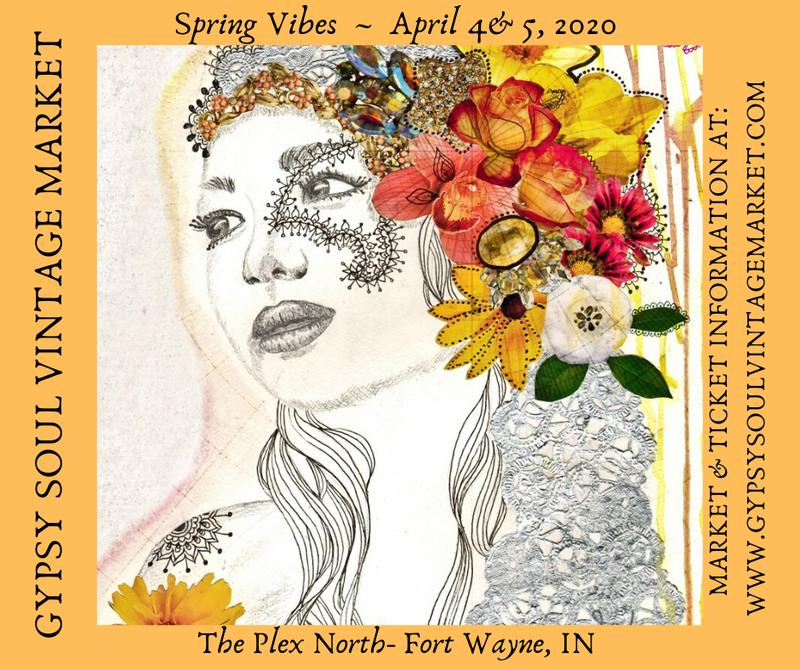 Gypsy Soul Vintage Market- Spring Vibes