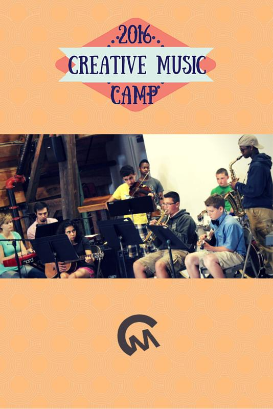 IfCM Creative Music Camp Rochester, NY 2016