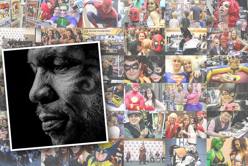 Mike Tyson VIP Experience @ Wizard World Comic Con Austin 2015