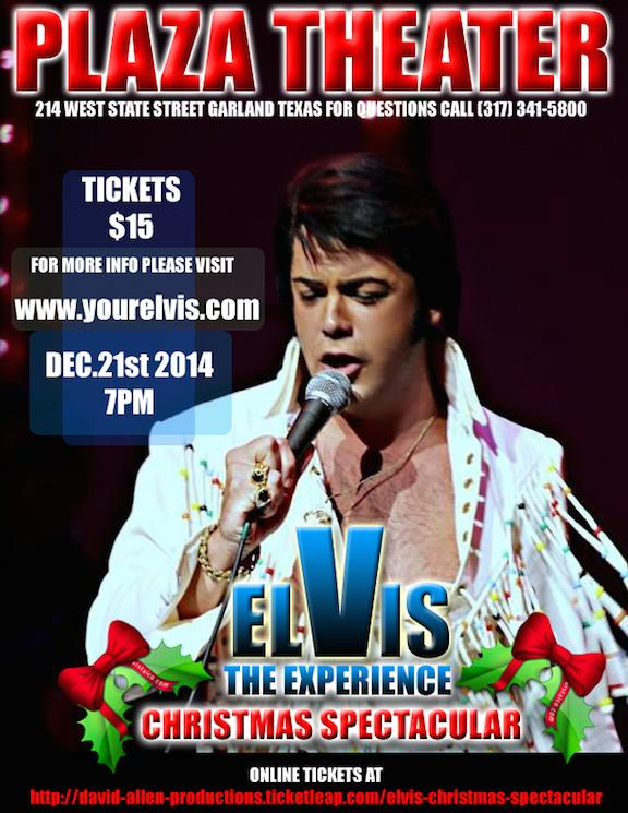 ELVIS: The Experience Christmas Spectacular