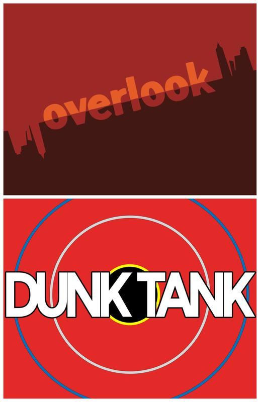 Improv Comedy: DUNK TANK + Overlook