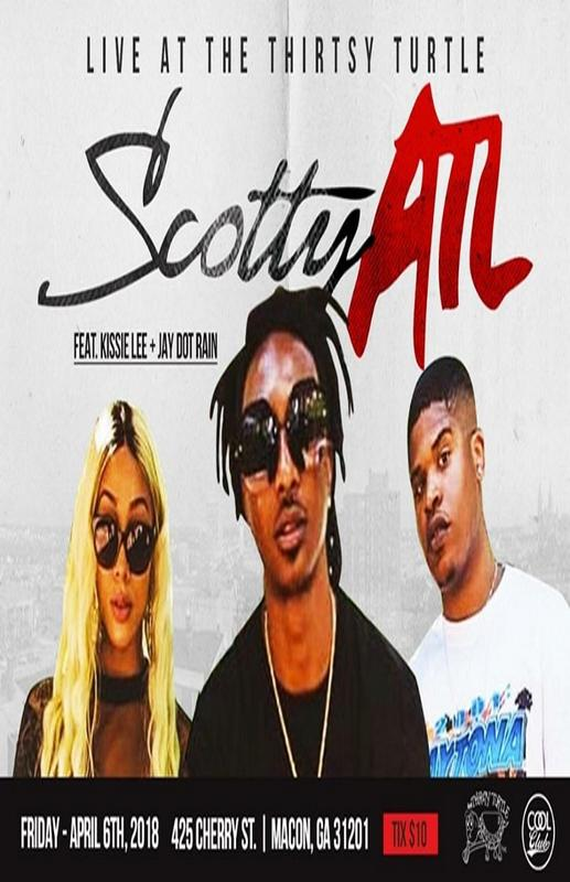 First Friday with Scotty ATL featuring Kissie Lee and Jay Dot Rain