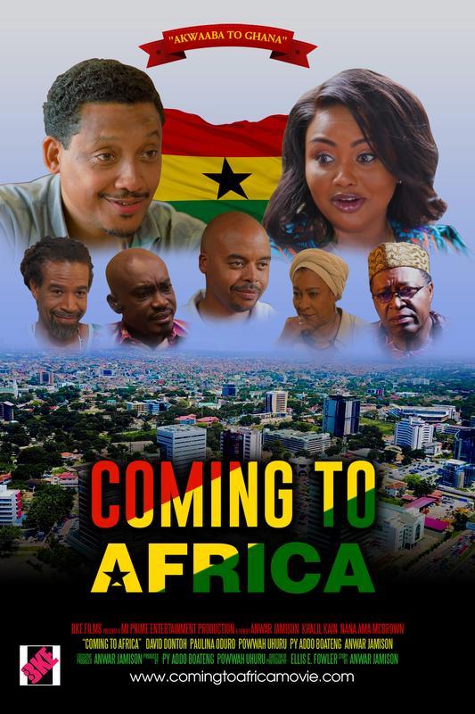 Coming to Africa Red Carpet Screening