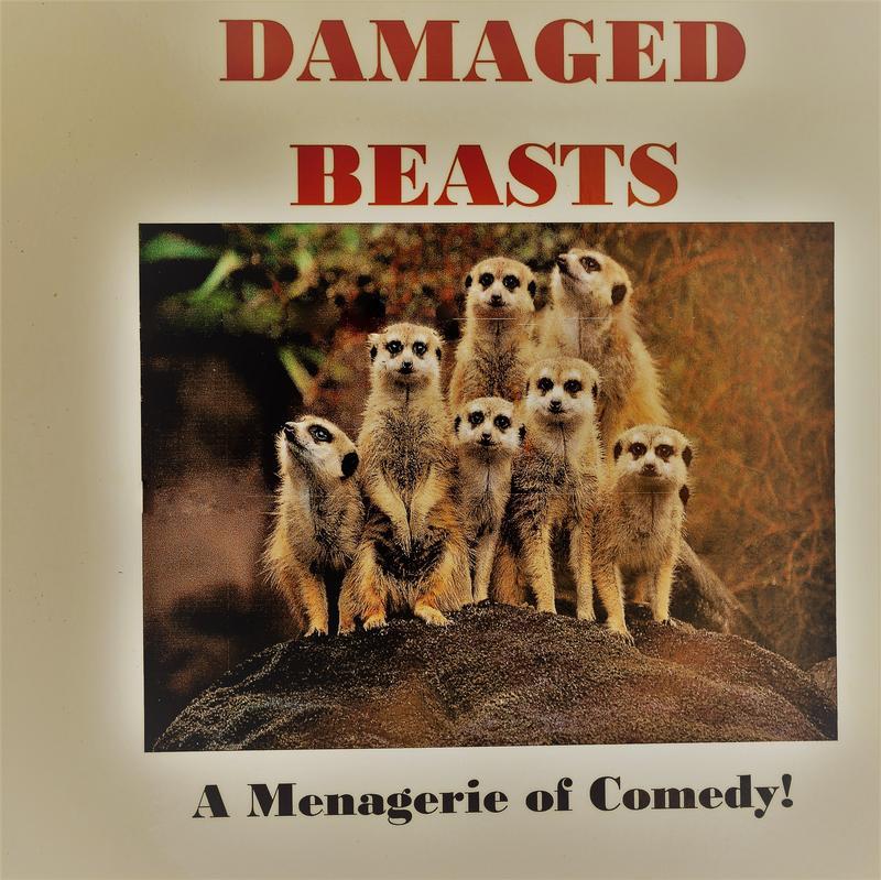 DAMAGED BEASTS