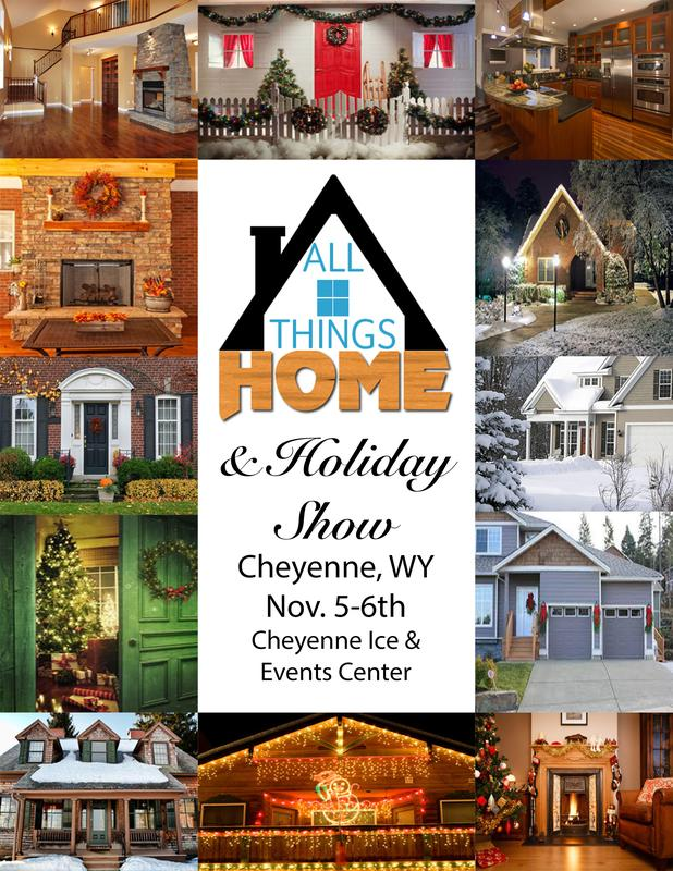 All Things Home & Holiday Show: Cheyenne, WY