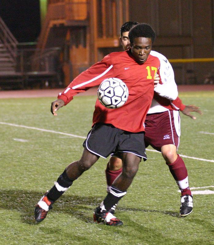 2014 CHSAA 3A Boys' Soccer Semifinals