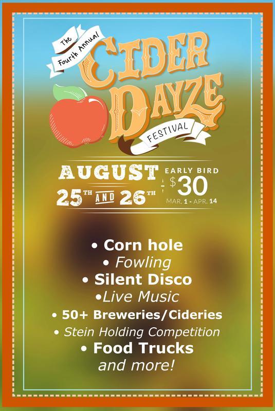 2018 Cider Dayze Festival