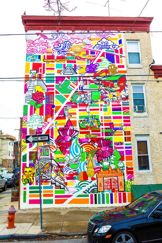 2nd Saturday Street Art Tour: South Philly