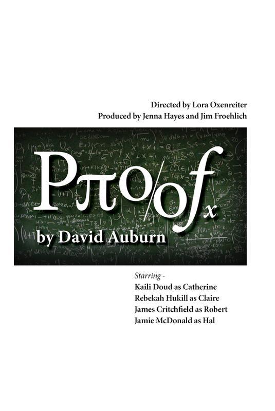 Proof - A Drama by David Auburn