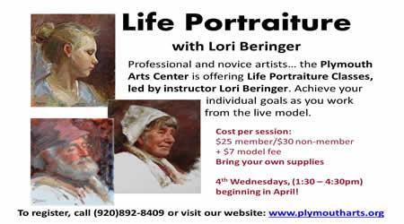 Life Portraiture