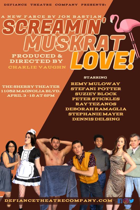 Screamin' Muskrat Love!