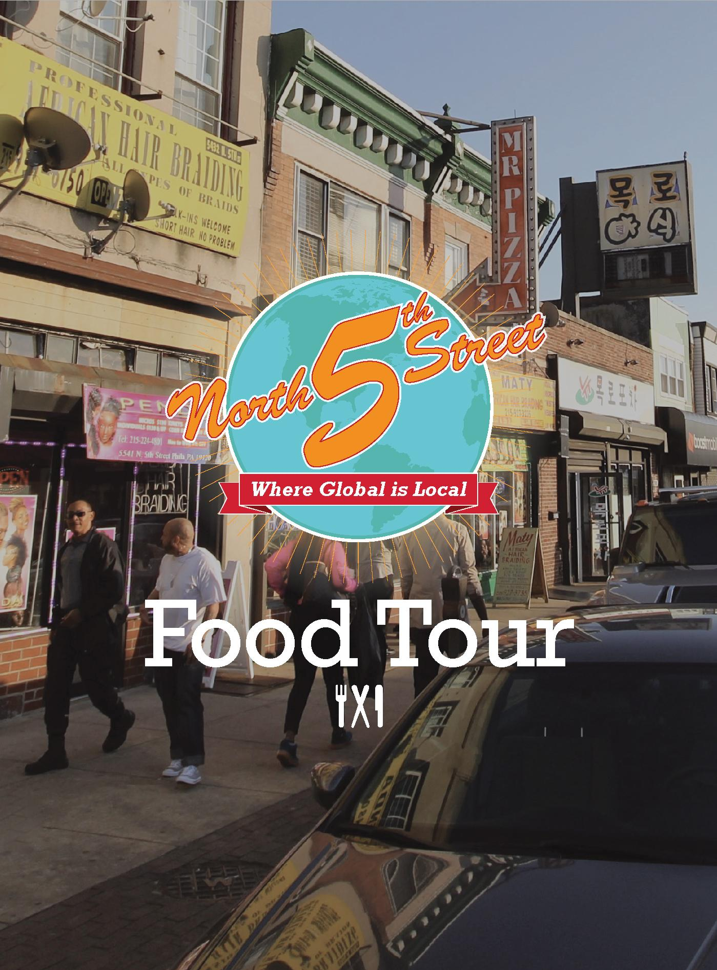 North 5th Street Food Tour: Where Global is Local