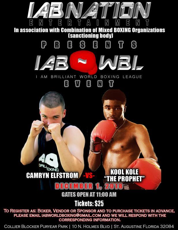 IAB WBL December 2018 Event