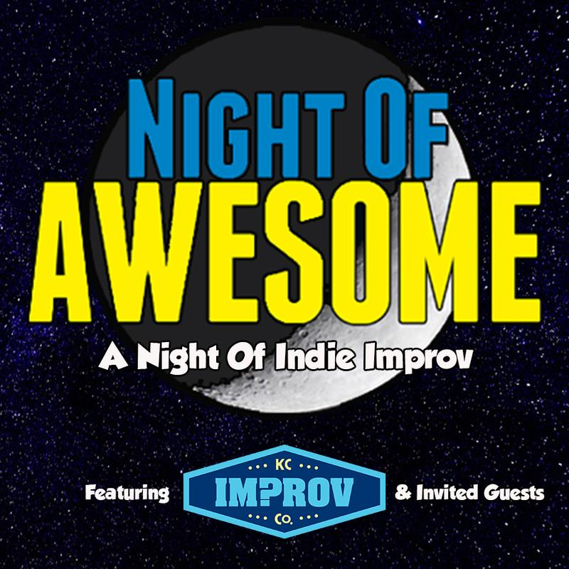 Night of Awesome: A Night of Indie Improv