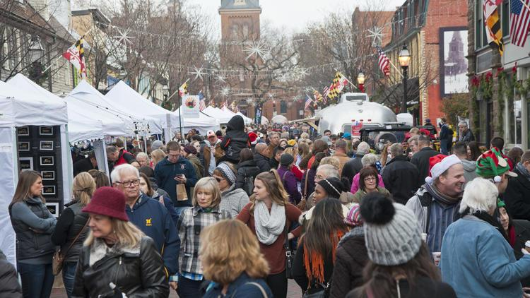 Annapolis Chocolate Binge Festival
