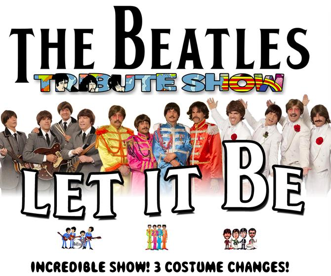 The Beatles #1 Tribute At The Pointe After Dark At Naples Bay Resort
