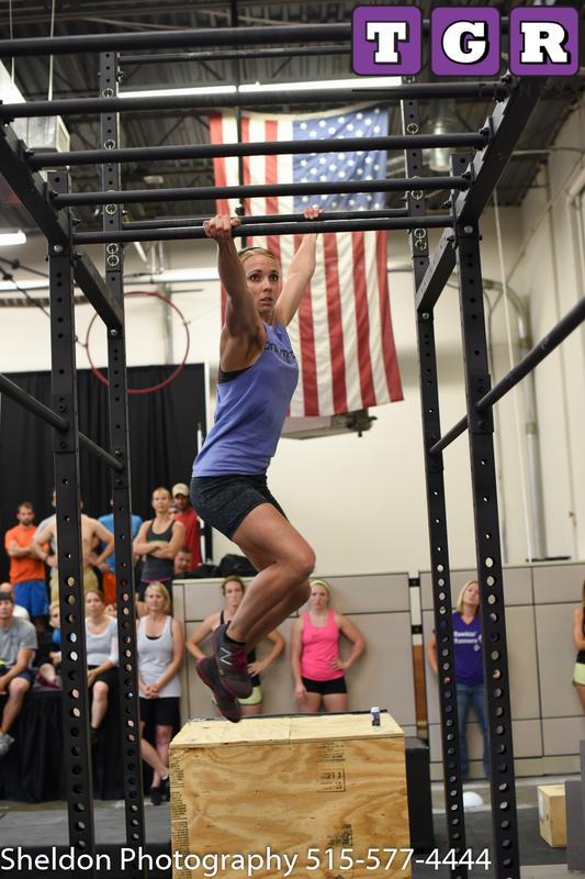 Iowa Ninja Warrior Women's & Youth Division-RD #4