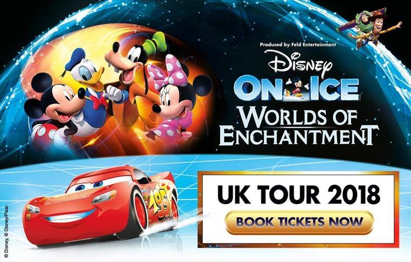 Disney On Ice: Worlds of Enchantment - Liverpool Tickets