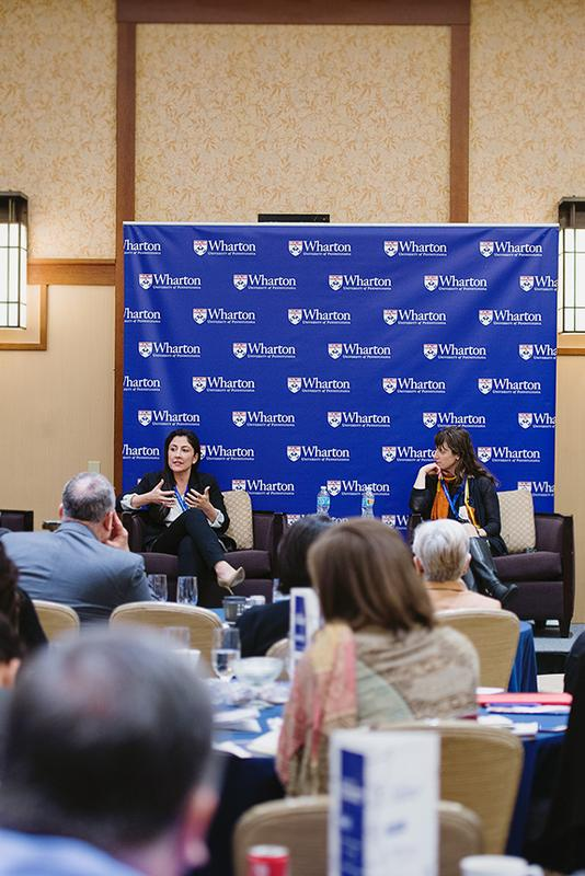 Wharton Social Impact Conference in Philadelphia - 2017
