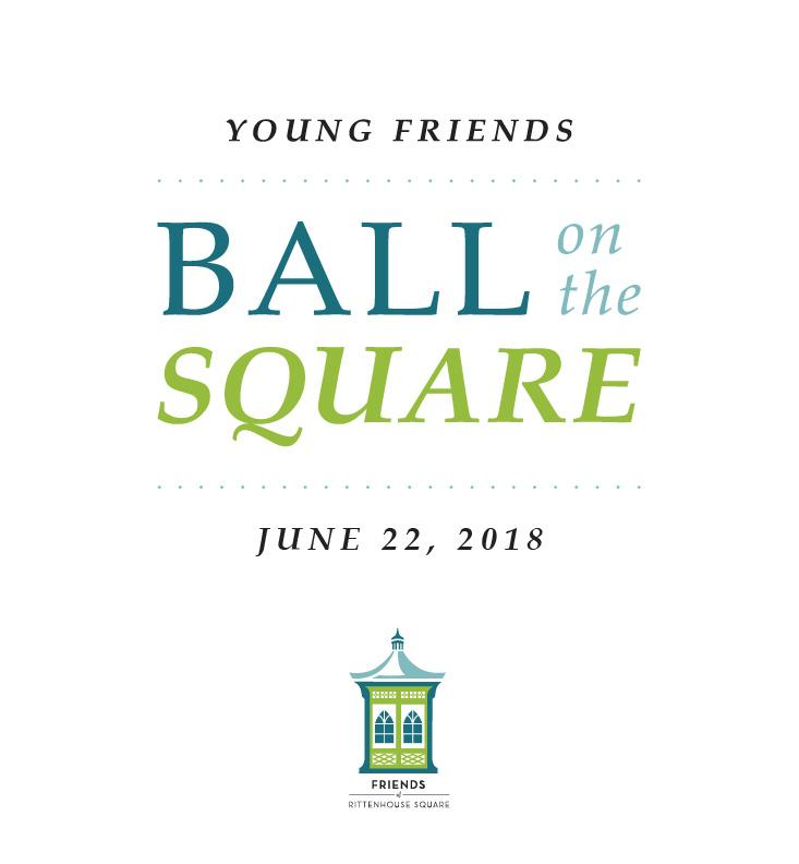 2018 Young Friends of Rittenhouse Ball on The Square