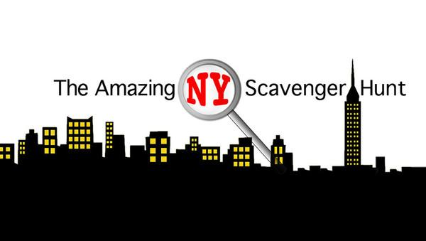 The Amazing Underground Scavenger Hunt