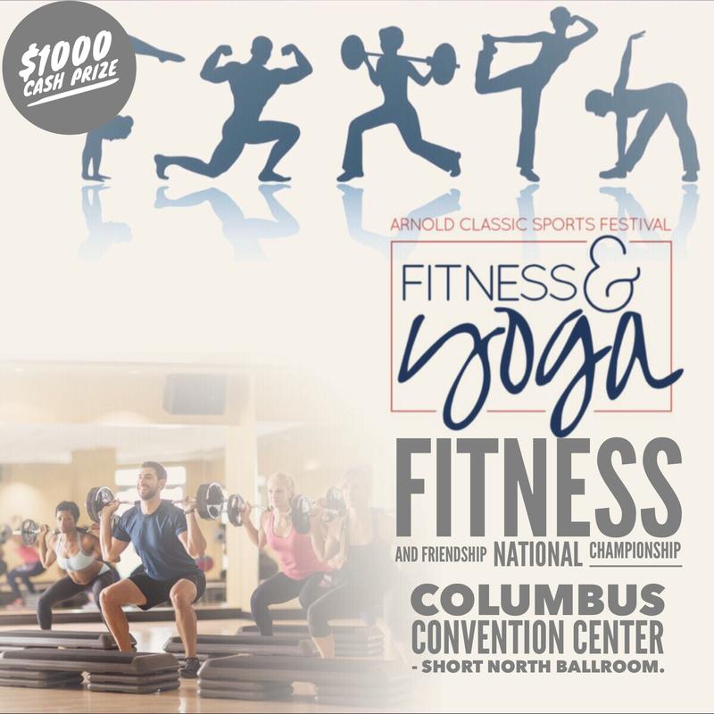 Fitness and Friendship National Championship 2019