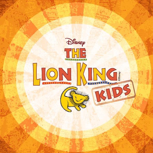 The Lion King Kids - Encore! Production Class