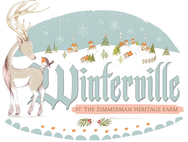 WinterVille at The Zimmerman Heritage Farm