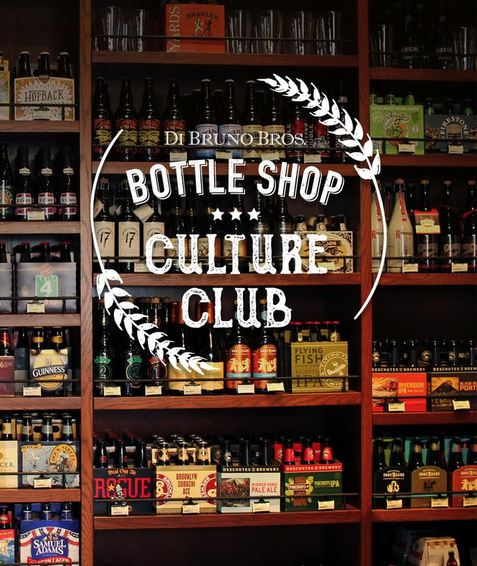 Culture Club: Beer & Cheese Class