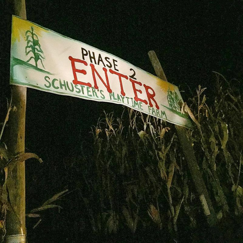 Haunted Forest & Corn Maze Combo Ticket - Saturday