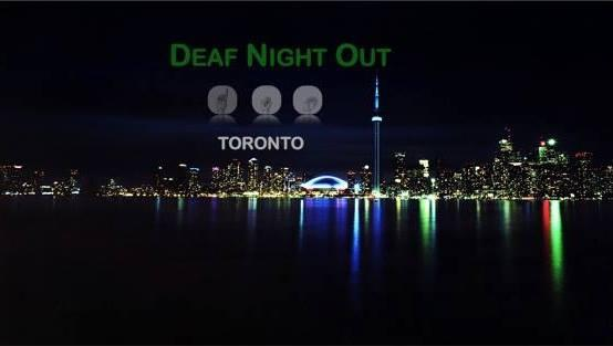 Deaf Night Out