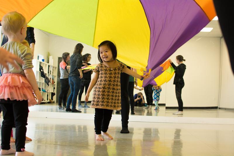 Baby Dance! #MNPlaydate at Urbanity Dance