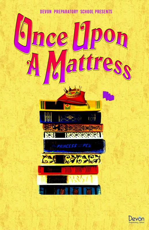 Once Upon A Mattress - 2019 Spring Musical