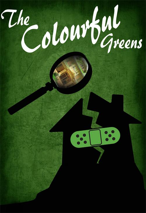The Colourful Greens