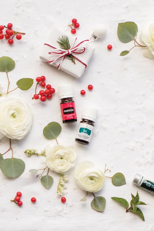 Essential Oil Introduction to Wellness