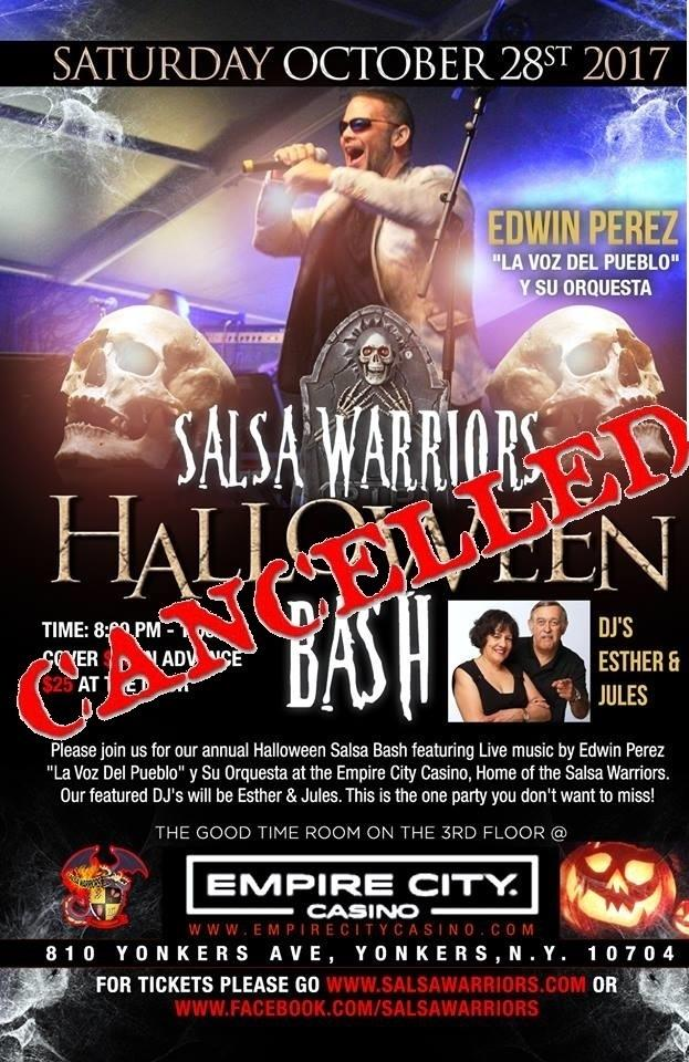 Salsa Warriors Tickets