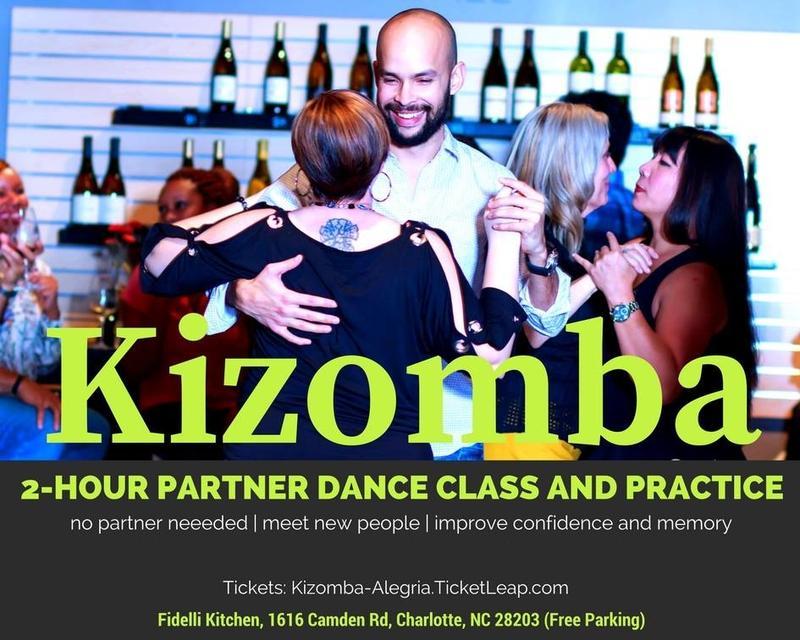 Kizomba Saturday Dance Bootcamp and Practice