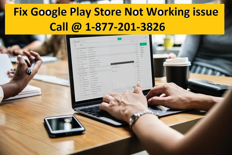 Fix Google play store not working issue in easy steps