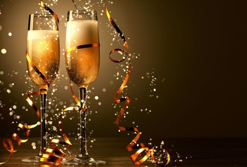Elegant New Year's Eve Celebration