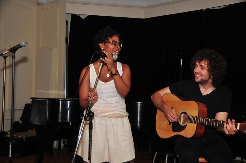 Open Stage:  A Monthly Open Mic Series