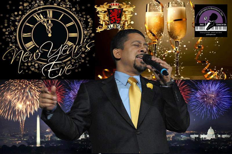 New Year's Eve Soiree  at Alfios Jazzing In 2018