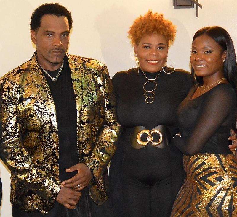 Soul Revue -saluting Johnnie Taylor, Etta James and Tina Turner