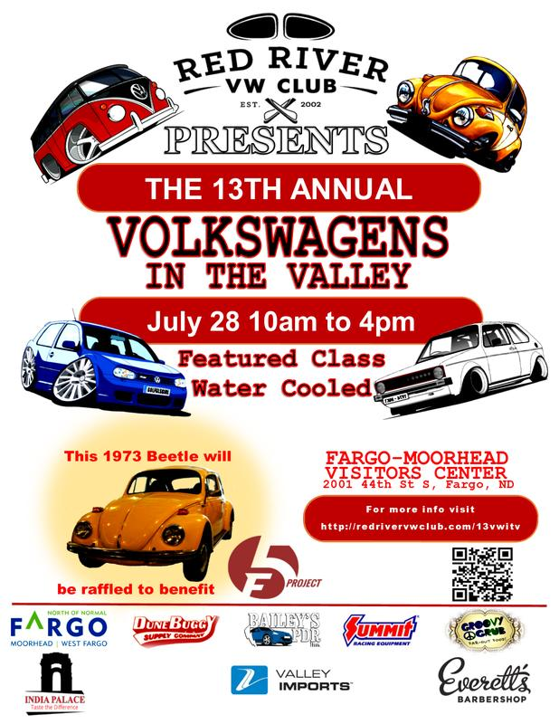 13th Annual Volkswagens In The Valley