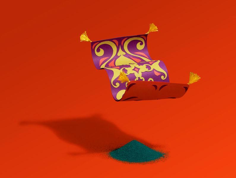 FS Holiday: Aladdin: A Musical Panto
