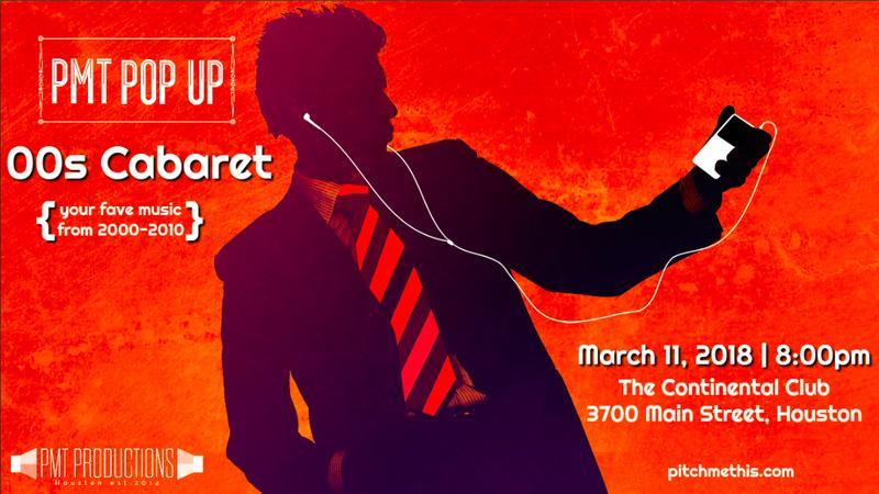 PMT Pop Up: 00s Cabaret
