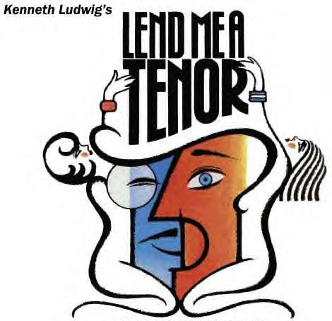 """""""Lend Me A Tenor """" by Ken Ludwig at All An Act Theatre"""